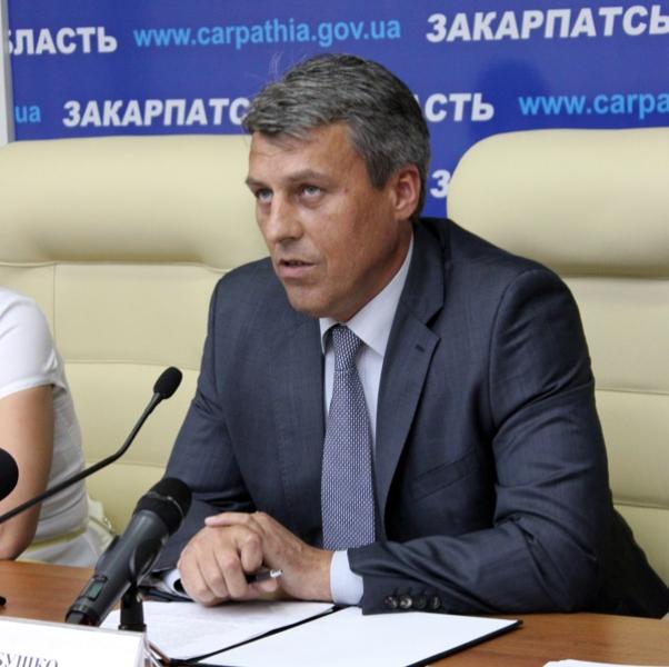 Іван Бушко вважає, що Віктор Балога зніме свою кандидатуру