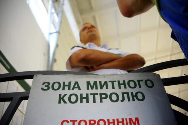 Митники вилучили незаконний вантаж майже на 2 мільйони гривень