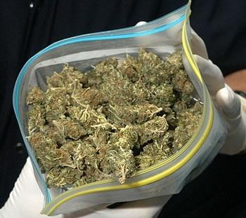 Мукачівські дівчата потрапили до міліції через марихуану