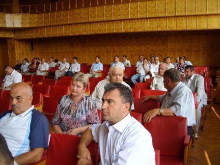 Депутати Хустської райради змінили бюджет