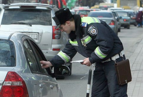 Закарпатські ДАІшники оголосили полювання на п'яних водіїв
