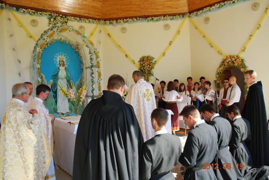 В Малому Березному відзначили двадцять другу річницю відродження монастиря