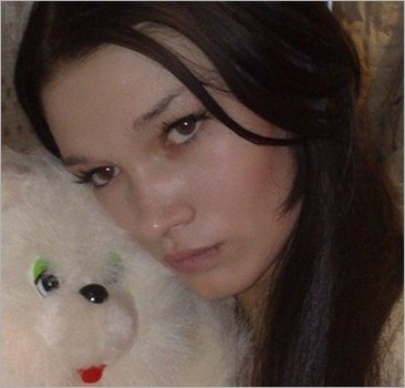 Саша Попова не впізнала місце в парку де її побили