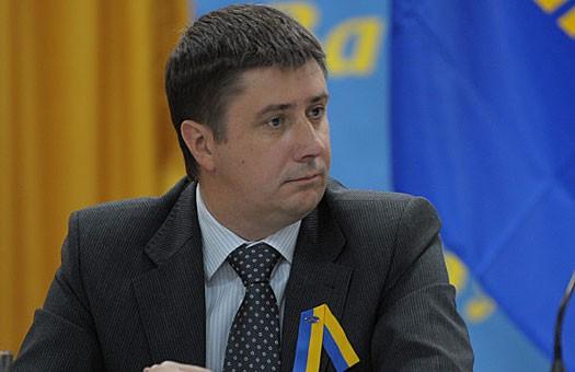 В'ячеслав Кириленко приїде до Мукачева, щоб представити Олександра Пересту