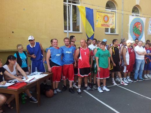 Кандидат у народні депутати підтримав спортивні змагання (ФОТО)