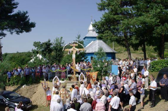 Владика Феодор освятив оновлений храм в Ільківцях (ФОТО)