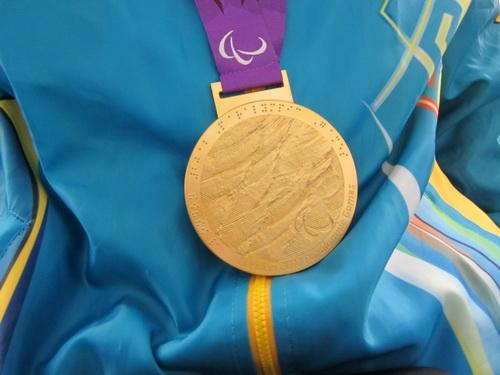 На Паралімпіаді Україна здобула чергове золото