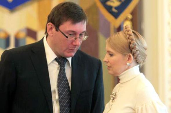 Прізвища Луценко та Тимошенко не дозволили друкувати на виборчих бюлетнях