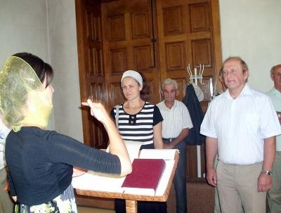 В Хусті літургію правитимуть мовою жестів (ФОТО)