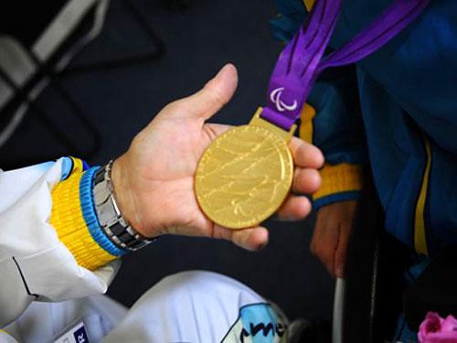 Україна здобула ще одну золоту медаль на Паралімпіаді у Лондоні