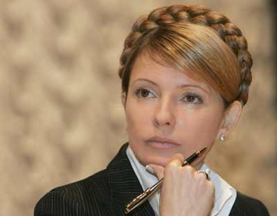 Тимошенко просить Європу вже зараз визнати вибори нелегітимними