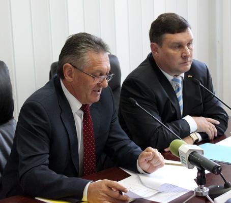 Олександр Ледида взяв участь у селекторній нараді стотосовно інвентаризації та оцінки земель області