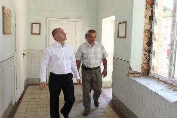Вячеслав Шутко продовжив знайомство з Берегівщиною (ФОТО)