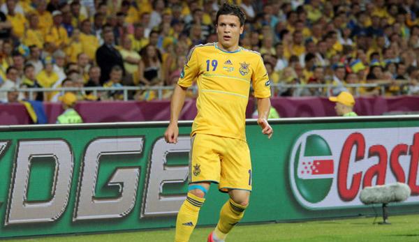 Кваліфікація до ЧС-2014: Англія - Україна 1:1