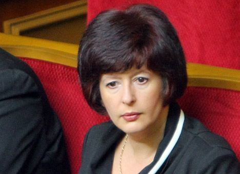 Дружина Луценка просить Лутковську захистити права чоловіка