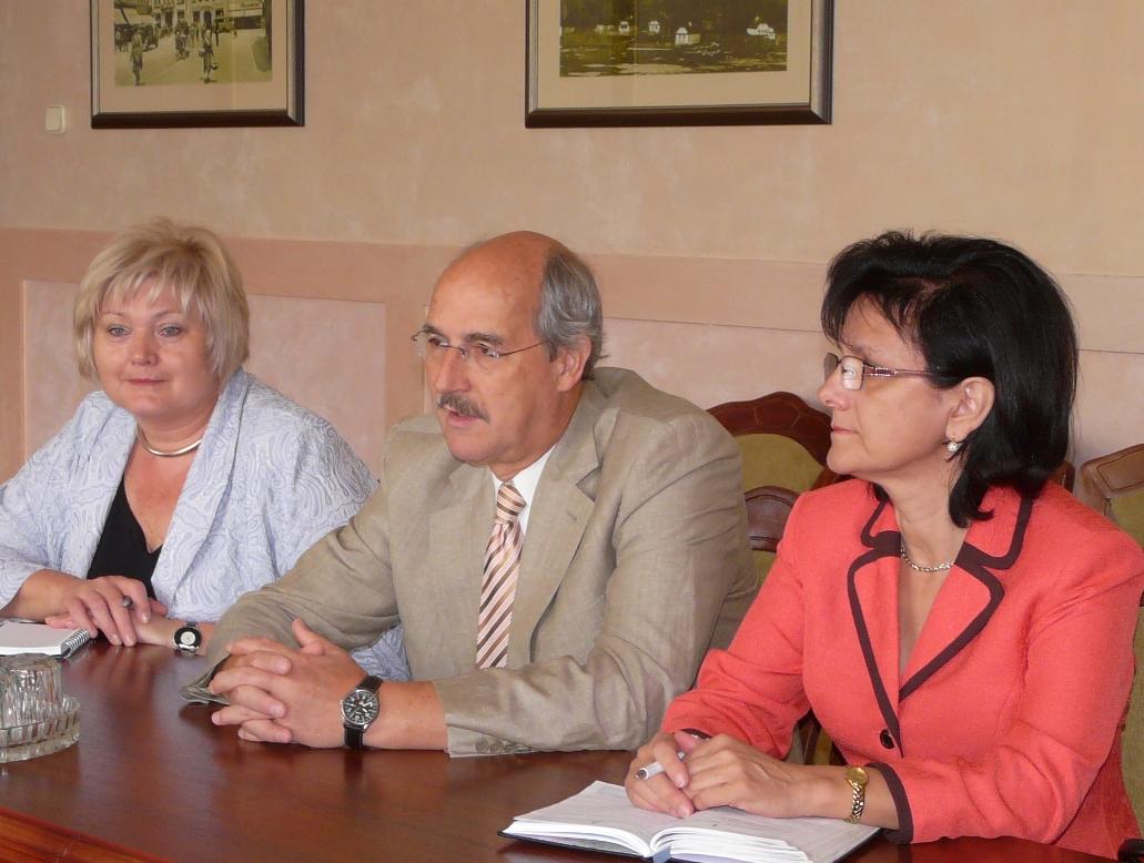 В облдержадміністрації пройшла зустріч з словацькою делегацією