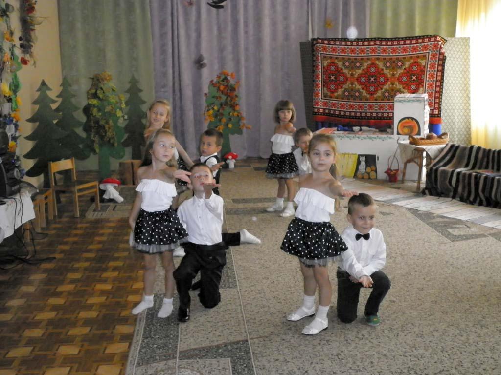 В ужгородському дитсадку «Ластовічка» діють гуртки за стандартами ЄС