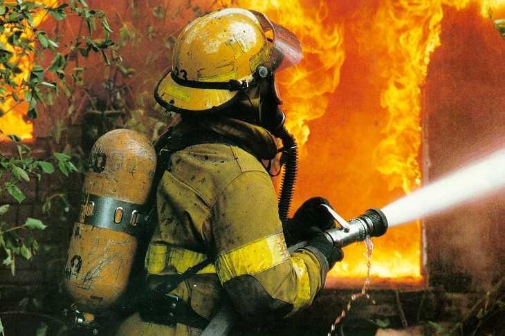 На Тячівщині сталась пожежа в житловому будинку
