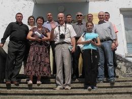 Лісівники з Туркменістану відвідали Закарпаття