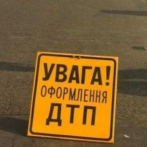 Автомобіль кандидата в народні депутати збив пішохода