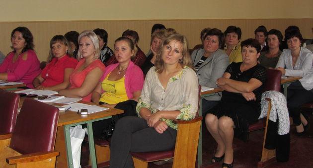 В Ужгороді обговорили методи саморозвитку дошкільнят