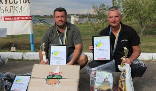 Закарпатські рибалки стали чемпіонами України (ФОТО)