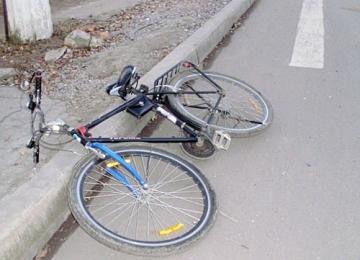 На Великоберезнянщині пенсіонер розбився на велосипеді