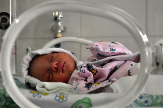На Закарпатті знизився рівень смертності новонароджених
