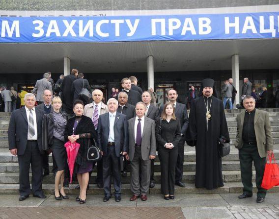 Закарпатці взяли участь у Саміті лідерів національно-культурних товариств