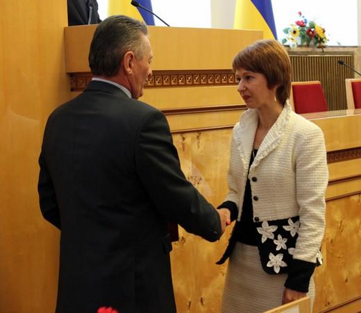 Олександр Ледида привітав юристів з професійним святом (ФОТО)