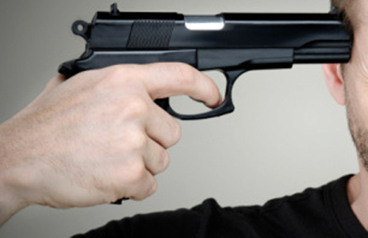 На Закарпатті застрелився 25-річний лейтенант ЗСУ