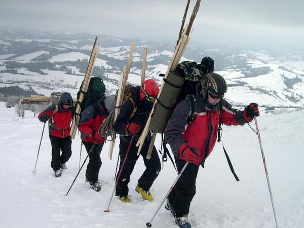 Рятувальники продемонструють свої вміння на показових виступах на горі Красія