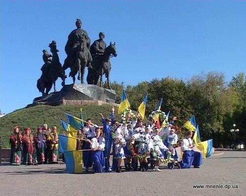 Мукачево святкуватиме день українського козацтва