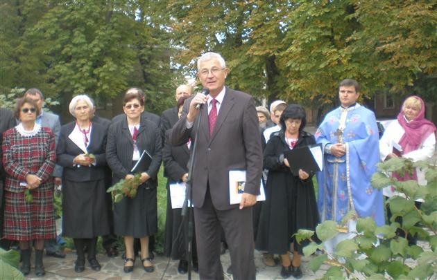 У Мукачеві відсвяткували День козацтва та річницю створення УПА (ФОТО)