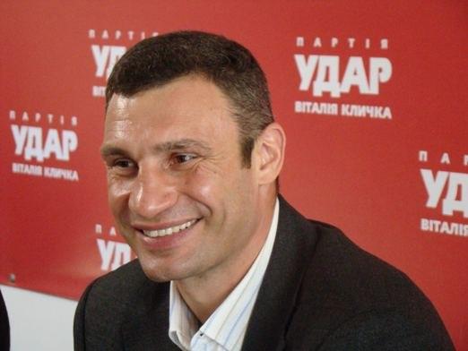 Віталій Кличко приїде в Мукачево вже у неділю