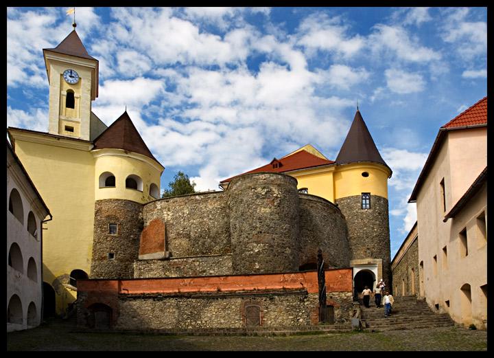 Мукачівський замок «Паланок» отримав грант на 250 тисяч євро