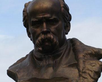 Завтра у Мукачеві відкриють пам'ятник Шевченку