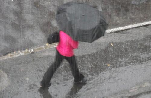 Циклон з Балкан принесе Закарпаттю холод і дощ