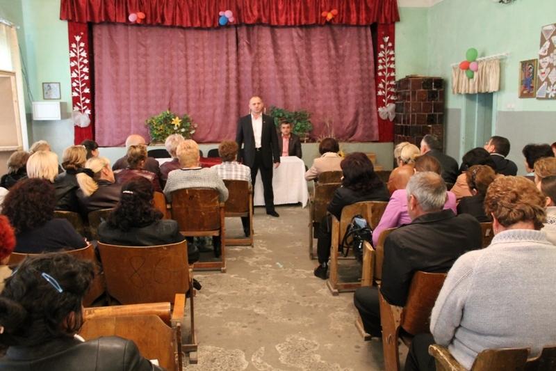 Вячеслав Шутко: «Успішне село – це активна громада та дбайливі господарі»