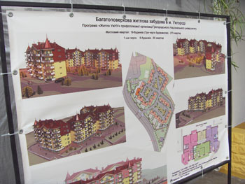 Навколо УжНУ планують звести 19 житлових будинків