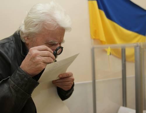 У Клячанові 75-річний виборець вперше проголосував на парламентських виборах