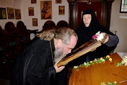 Архієпископ Феодор відвідав Чорногорсько-Приморську Митрополію Сербської Православної Церкви