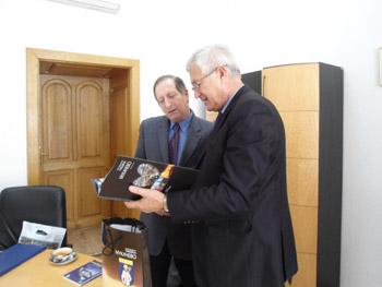 Посол Ізраїлю, який нещодавно відвідав Мукачево, написав листа меру та подякував за все