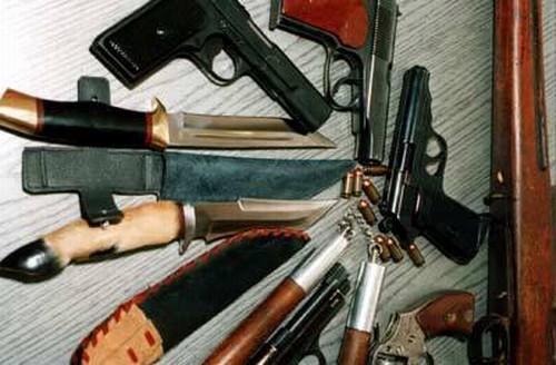 Мукачівські правоохоронці дають ще один шанс зареєструвати незаконно придбану зброю
