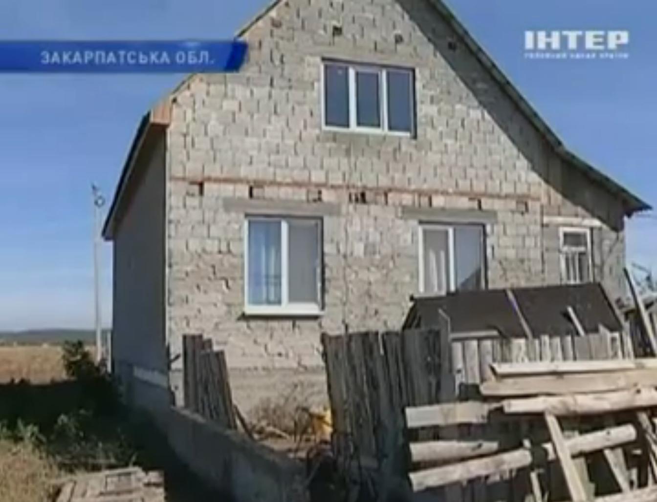 Через недбалість влади житловий будинок побудували просто на газовій трубі (ВІДЕО)