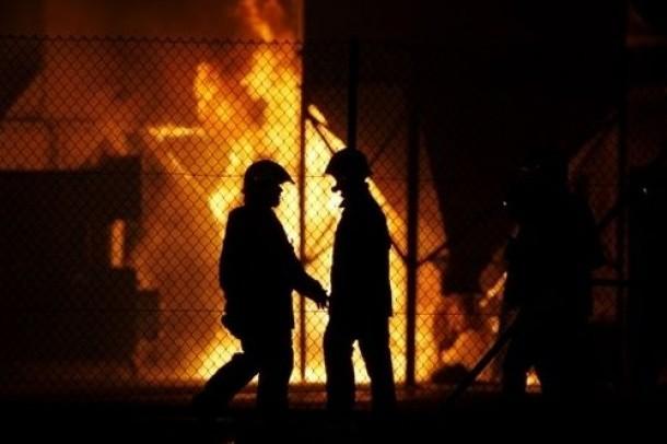 175 м² покрівлі знищив вогонь у житловому будинку в селі Шелестово