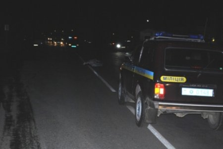 У Виноградові у ДТП загинула місцева жителька (ФОТО)