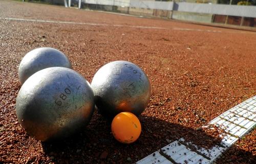 В рамках святкування Дня святого Мартина у Мукачеві вперше провели турнір з петанку (ФОТО)