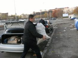 Ужгородські комунальники влаштовують засідки біля смітників