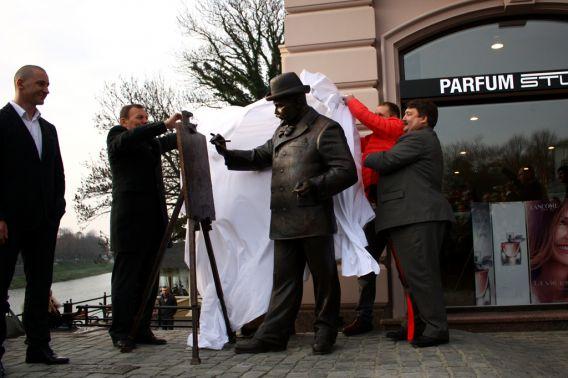В Ужгороді відкрили ще один пам'ятник (ФОТО)